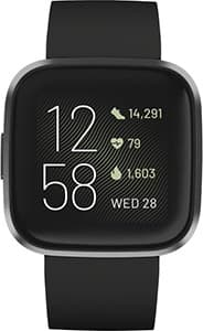 Fitbit Versa 2 Smartwatch Dames