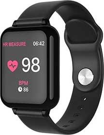 Bitween Streets Smartwatch Met Hartslagmeter