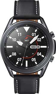 Samsung Galaxy Watch3 Smartwatch Stainless Steel 45mm Zwart