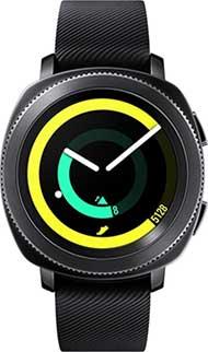 Samsung Gear Sport Smartwatch 44mm Zwart
