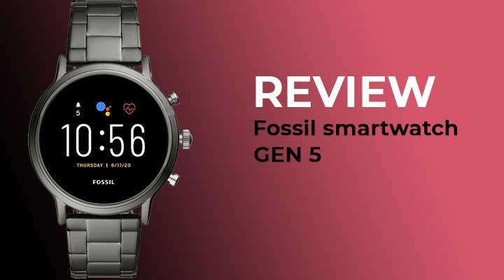 Fossil Smartwatch Gen Review