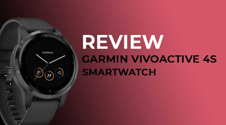 Garmin Vivoactive 4s Smartwatch Review