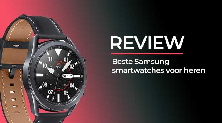 Samsung Smartwatches Voor Heren