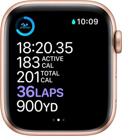Always On Scherm Van De Apple Watch