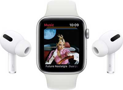 Apple Watch Series 6 Uiterlijk