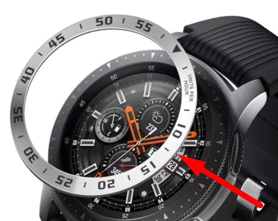 Samsung Galaxy Watch Lunette Bezel