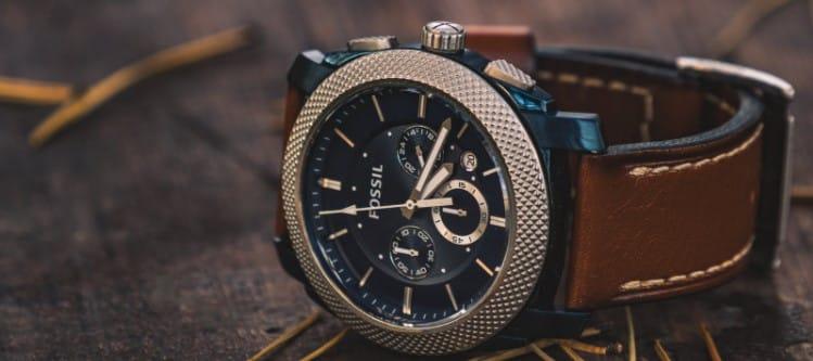 Smartwatch Op De Grond