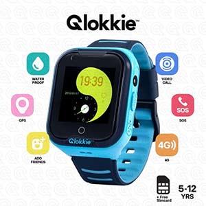 Smartwatch Simkaart Qlokkie