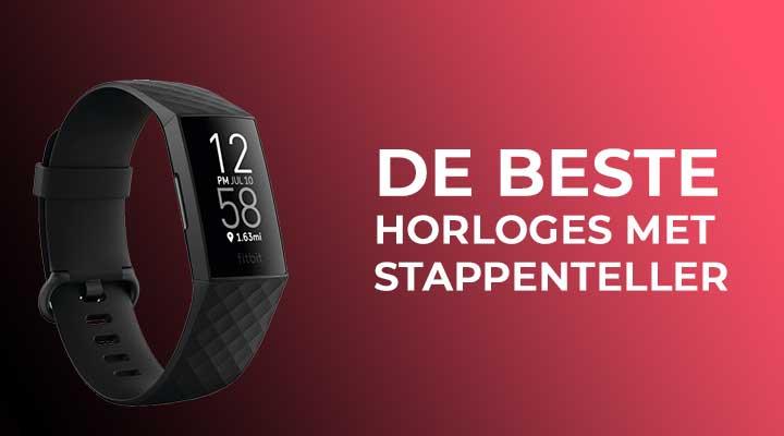 Stappenteller horloge: de 7 beste van 2021