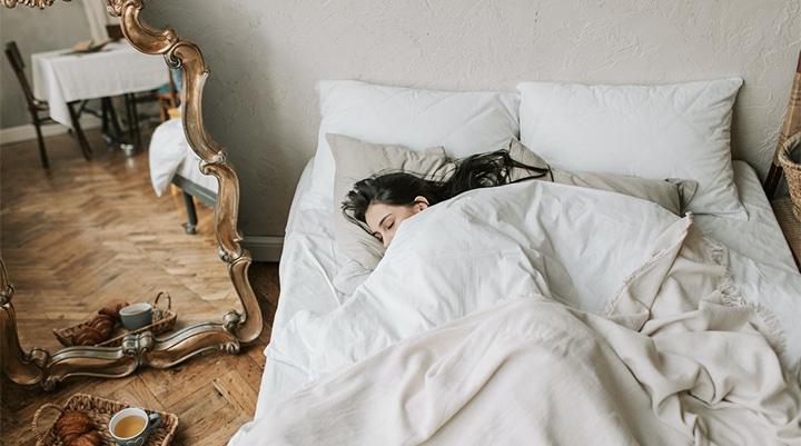 Hoe werkt de Fitbit slaapscore?