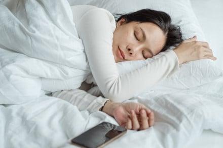 slaapgevoeligheid fitbit