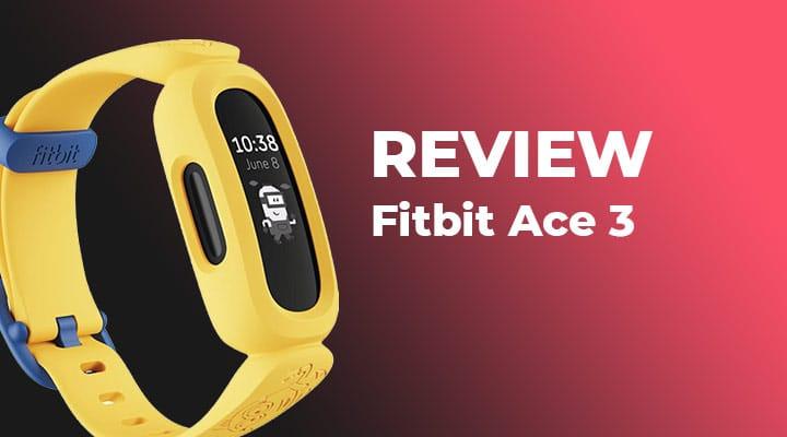 Fitbit Ace 3 Review: Ontworpen om lang mee te gaan